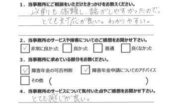相談者のアンケート149画像